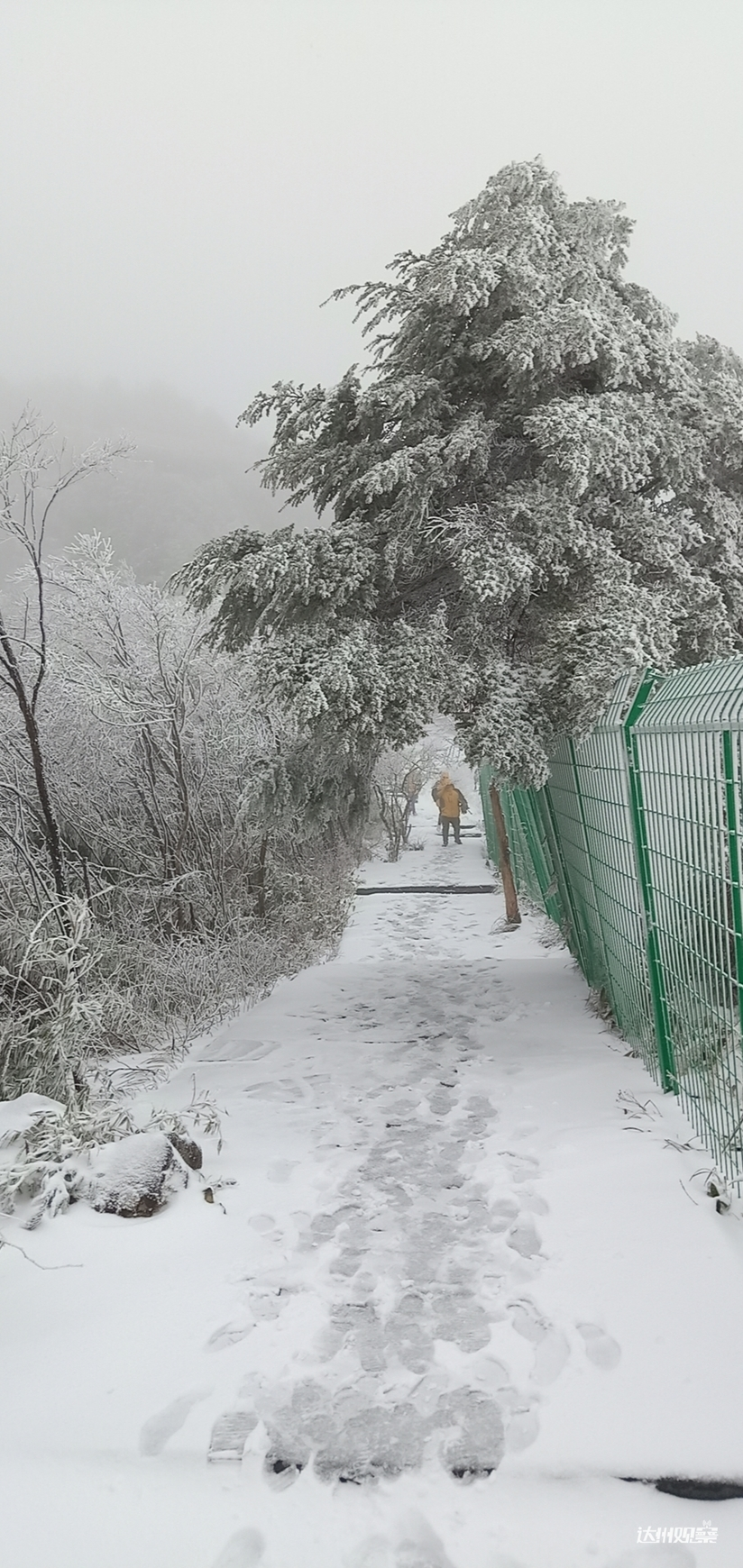 北斗天昇 雪